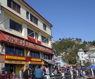 Whispering Windows Hotel & Restaurant,Mussoorie